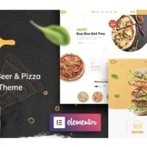 Foodmood - Cafe & Delivery WordPress Theme